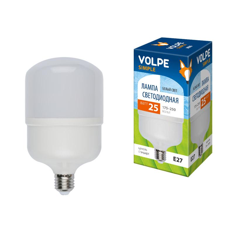 LED-M80-25W/DW/E27/FR/S картон - фото 48347