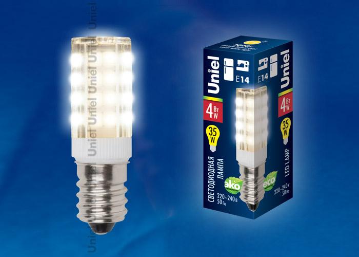 LED-Y16-4W/WW/E14/CL PLZ04WH