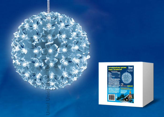 ULD-H2121-200/DTA WHITE IP20 SAKURA BALL