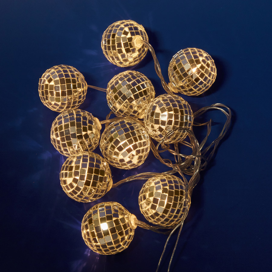 ULD-S1800-010/STB/3AA WARM WHITE IP20 DISCOBALLS