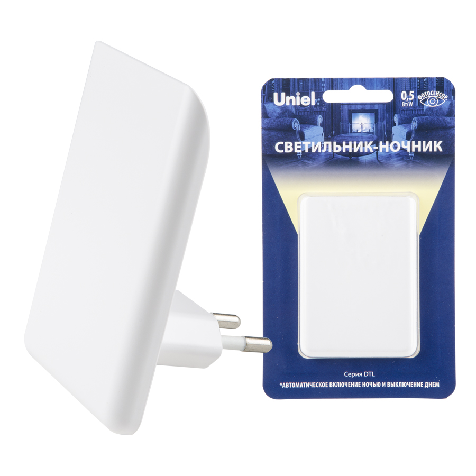DTL-320 Прямоугольник/White/Sensor