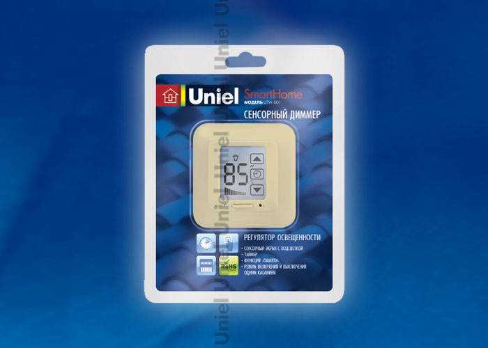 USW-001-LCD-DM-40/500W-TM-M-BG Блистер