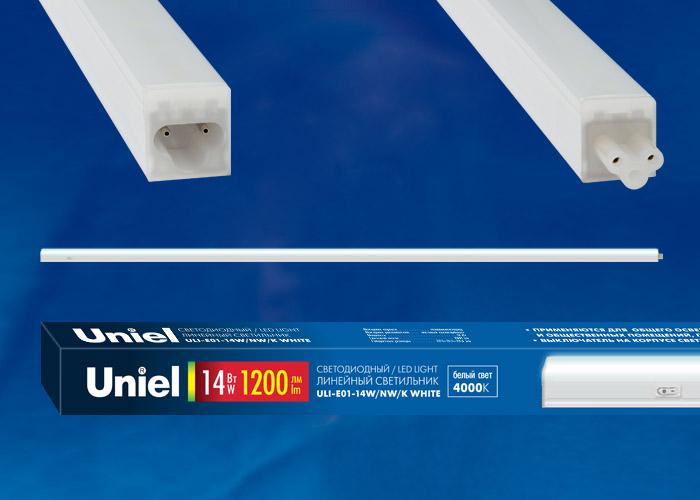 ULI-E01-14W/NW/K WHITE - фото 48270