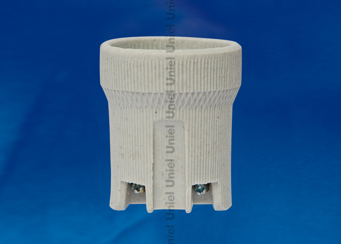 Патрон керамический ULH-E27-Ceramic для лампы на цоколе E27