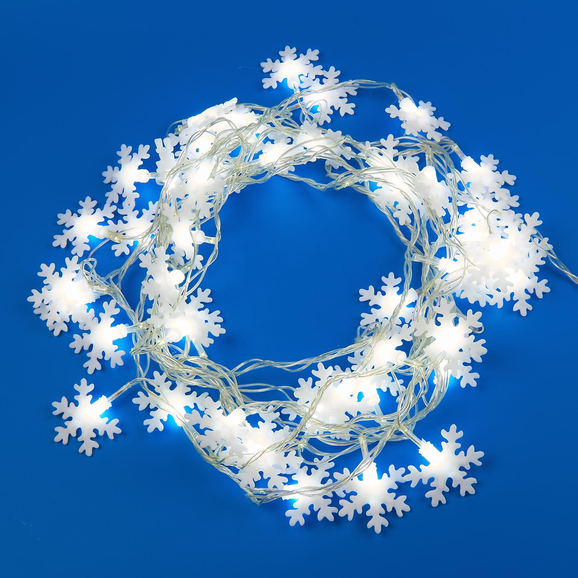 ULD-S0700-050/DTA WHITE IP20 SNOWFLAKES-2