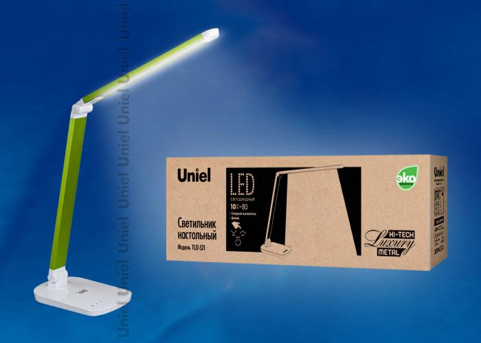 TLD-521 Green/LED/800Lm/5000K/Dimmer