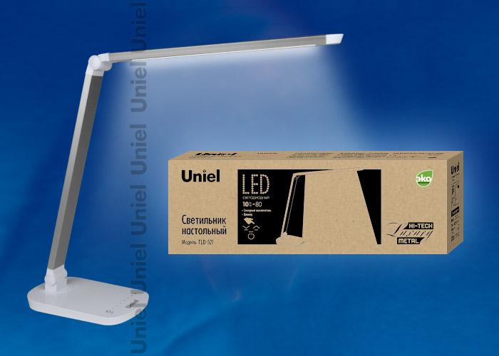 TLD-521 Silver/LED/800Lm/5000K/Dimmer