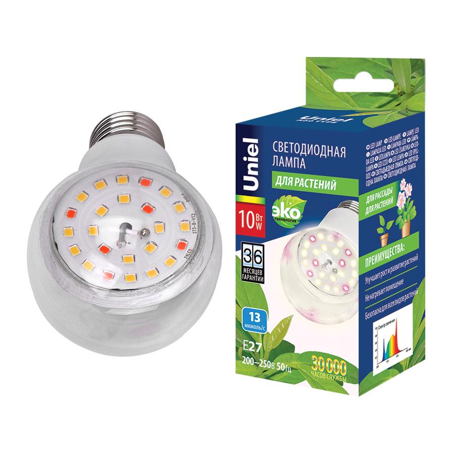 LED-A60-10W/SPFB/E27/CL PLP30WH