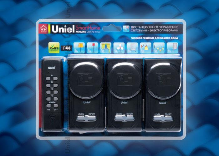USH-P010-G3-3600W-25M BLACK
