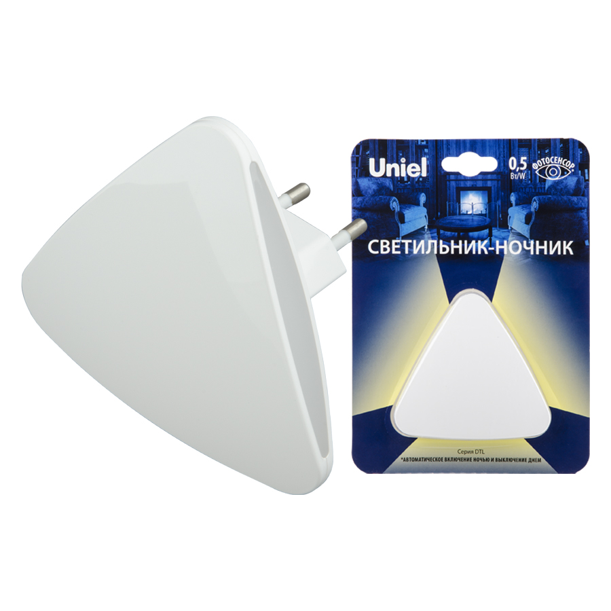 DTL-320 Треугольник/White/Sensor