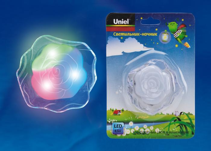 DTL-302-Роза/Pearl/4LED/0,5W