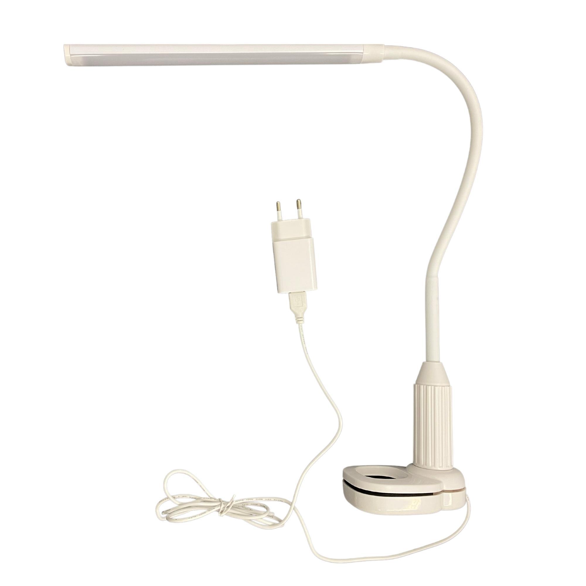 TLD-572 White/LED/500Lm/4500K/Dimmer