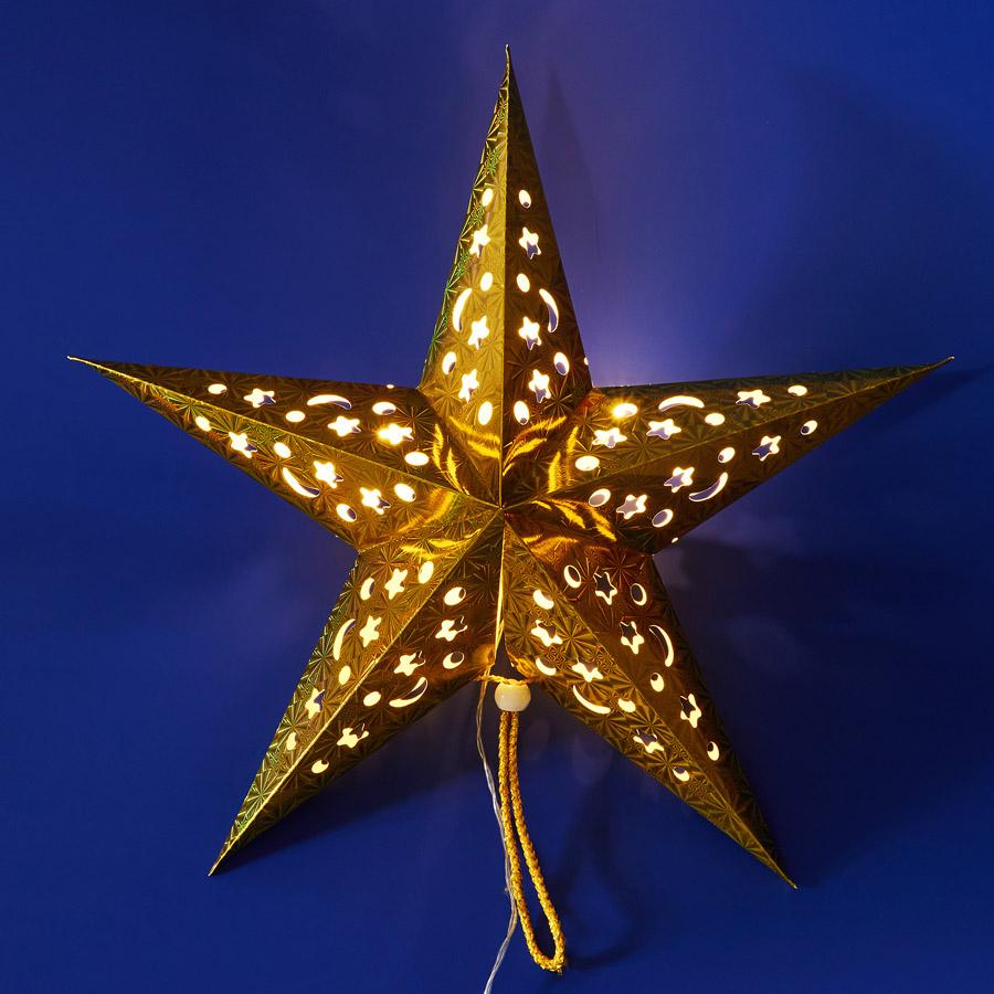 ULD-H4545-005/STA/2AA WARM WHITE IP20 GOLDEN STAR