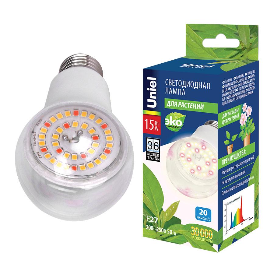 LED-A60-15W/SPFB/E27/CL PLP30WH