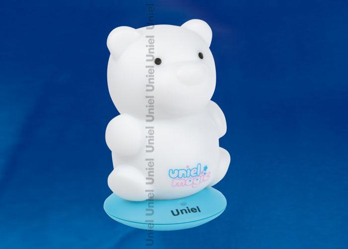 DTL-305-Медвежонок/3color/Base blue/Rech пластик