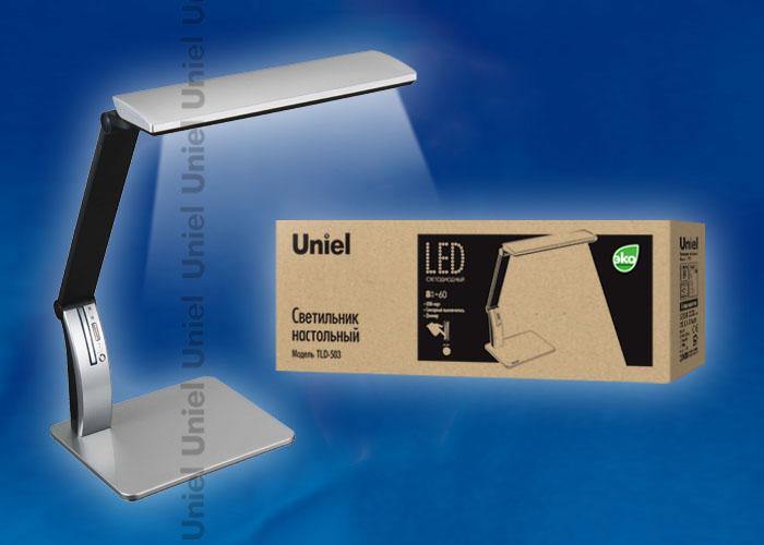 TLD-503 Silver/LED/546Lm/5000K/Dimer/USB