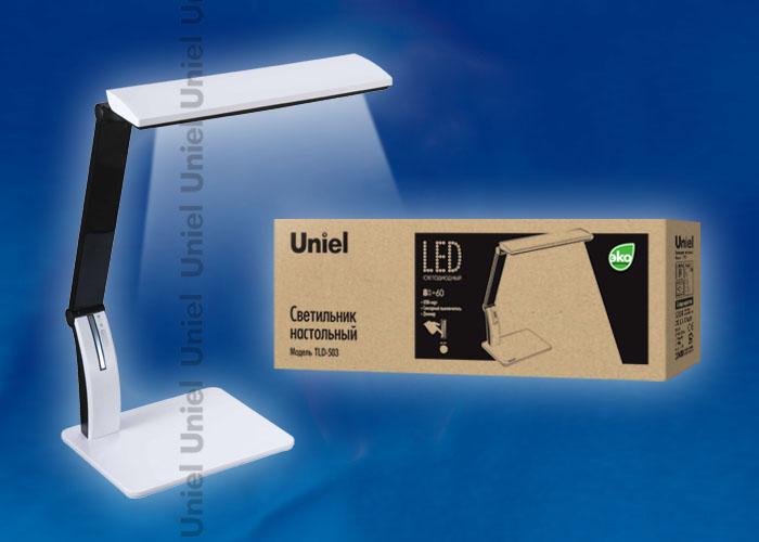 TLD-503 White/LED/546Lm/5000K/Dimer/USB