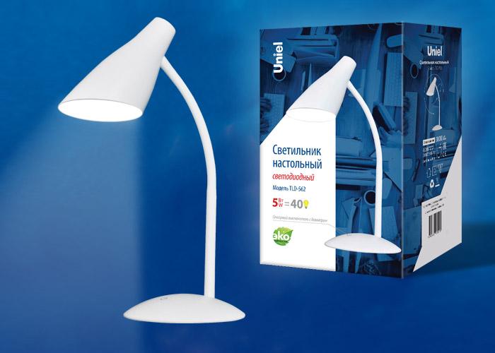TLD-562 White/LED/360Lm/4500K/Dimmer