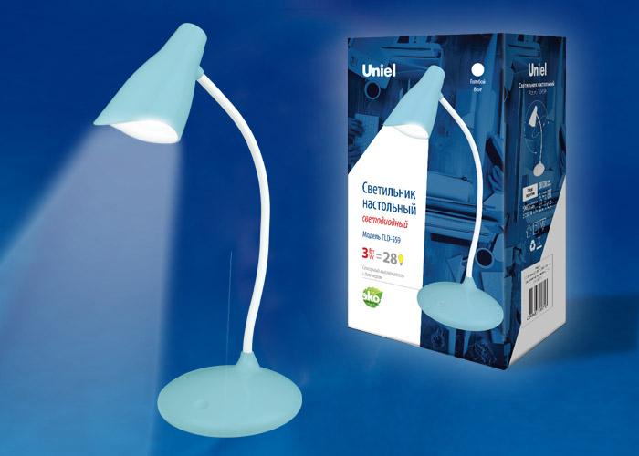 TLD-559 Blue/LED/280Lm/5000K/Dimmer - фото 48648