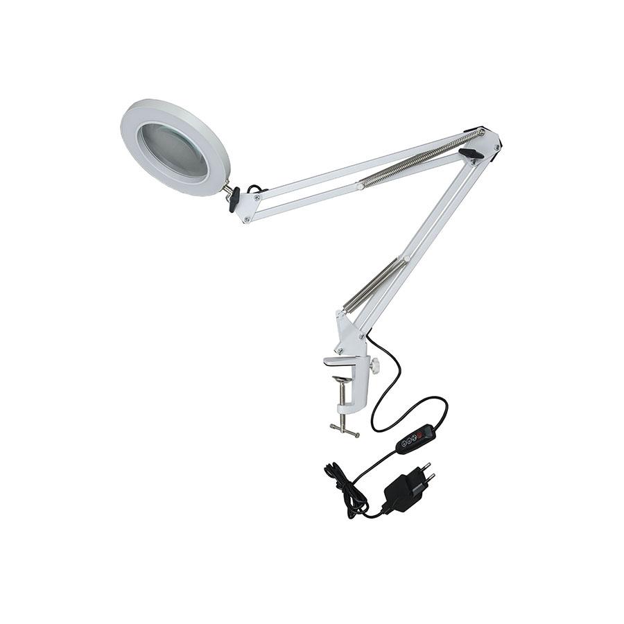TLD-568 White/LED/300Lm/2700-5500K/Dimmer/X5