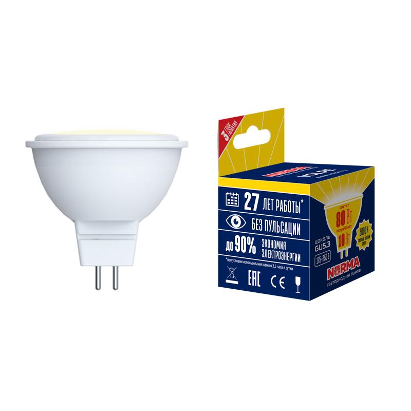 LED-JCDR-7W/WW/GU5.3/NR картон - фото 48755