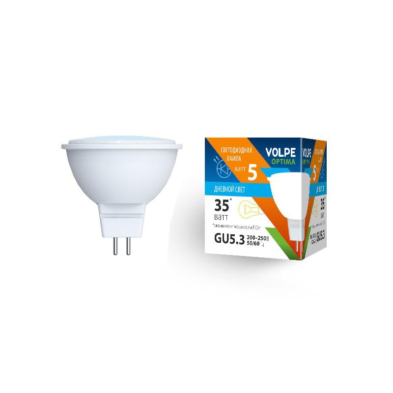 LED-JCDR-5W/DW/GU5.3/O картон - фото 48017