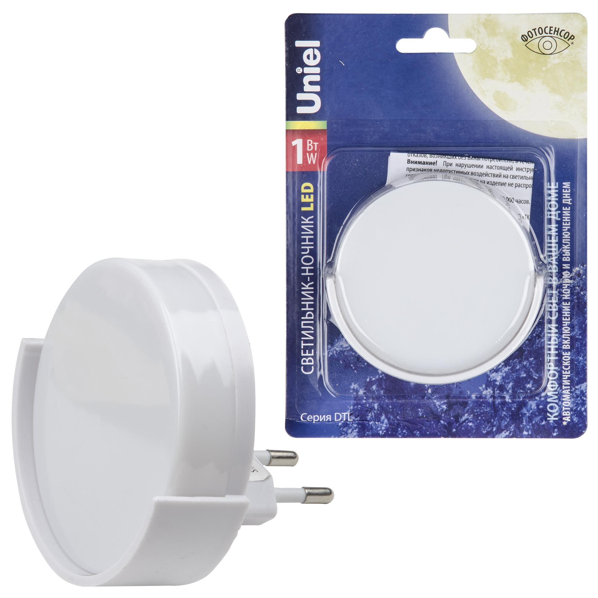 DTL-316 Круг/White/Sensor