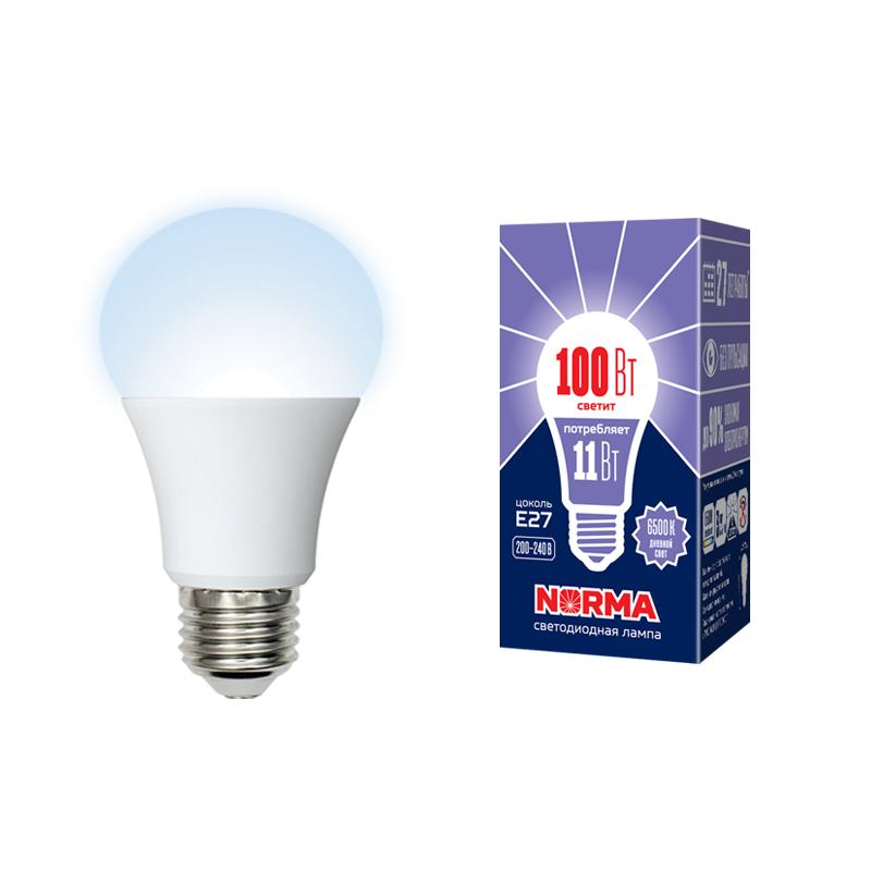 LED-A60-11W/DW/E27/FR/NR картон - фото 48603