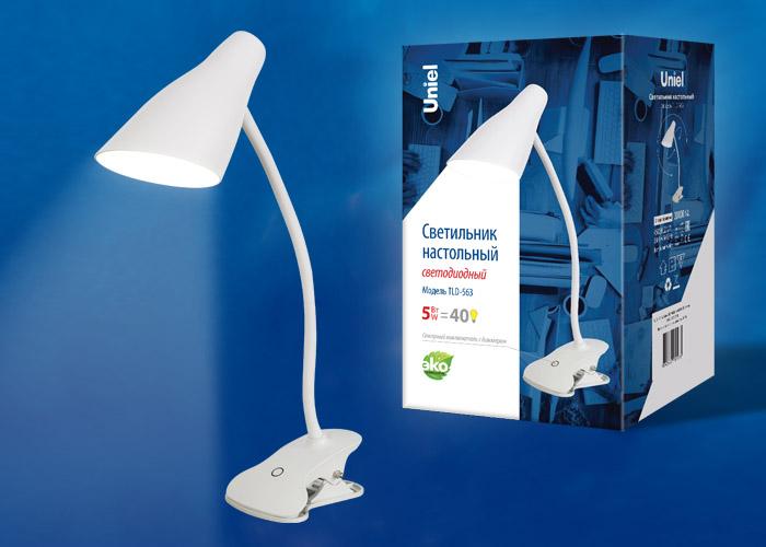 TLD-563 White/LED/360Lm/4500K/Dimmer