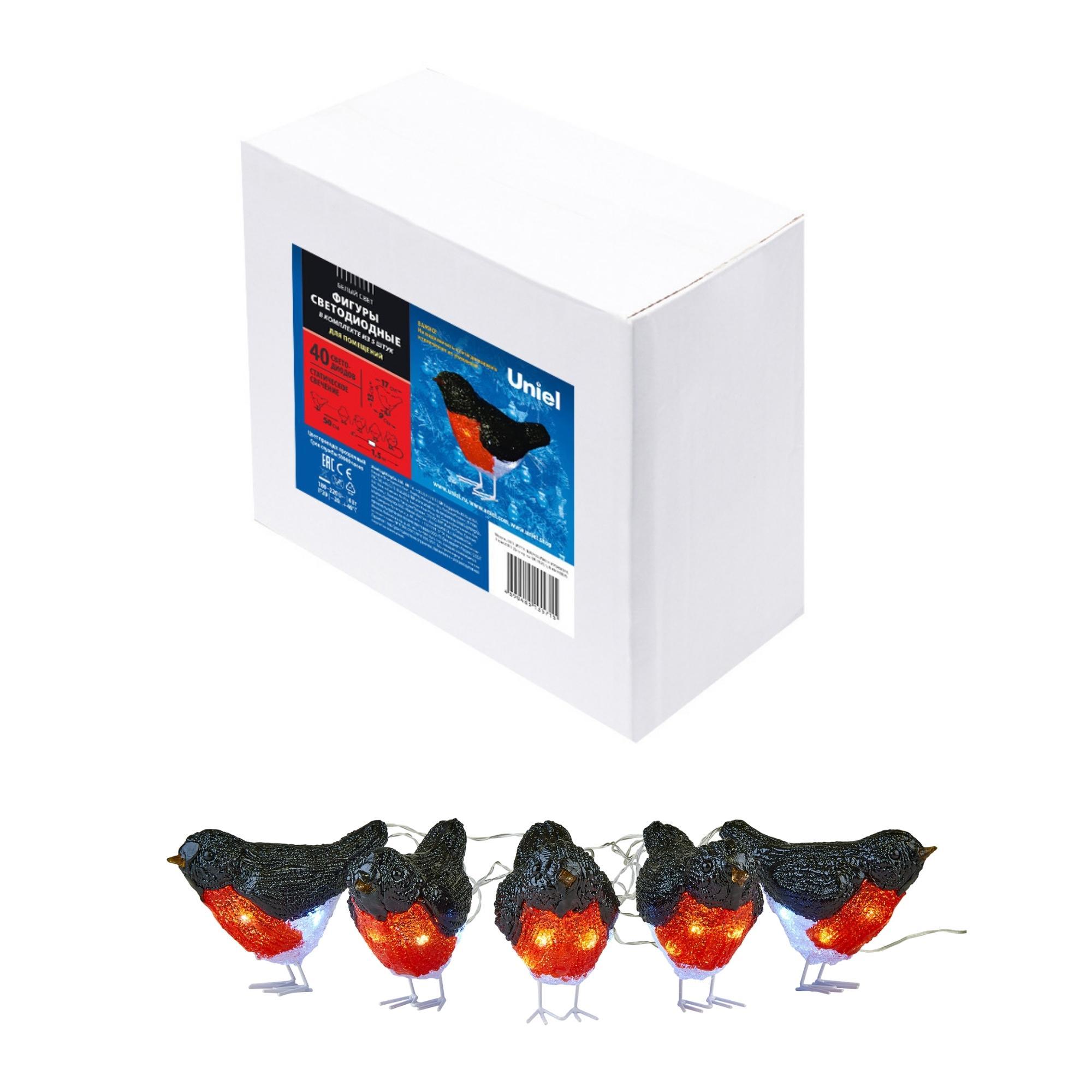 ULD-M1713-040/STA WHITE IP20 BIRDS5