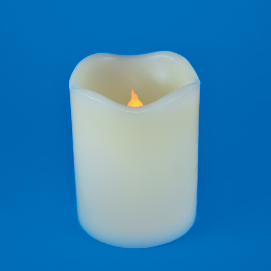 ULD-F061 WARM WHITE CANDLE