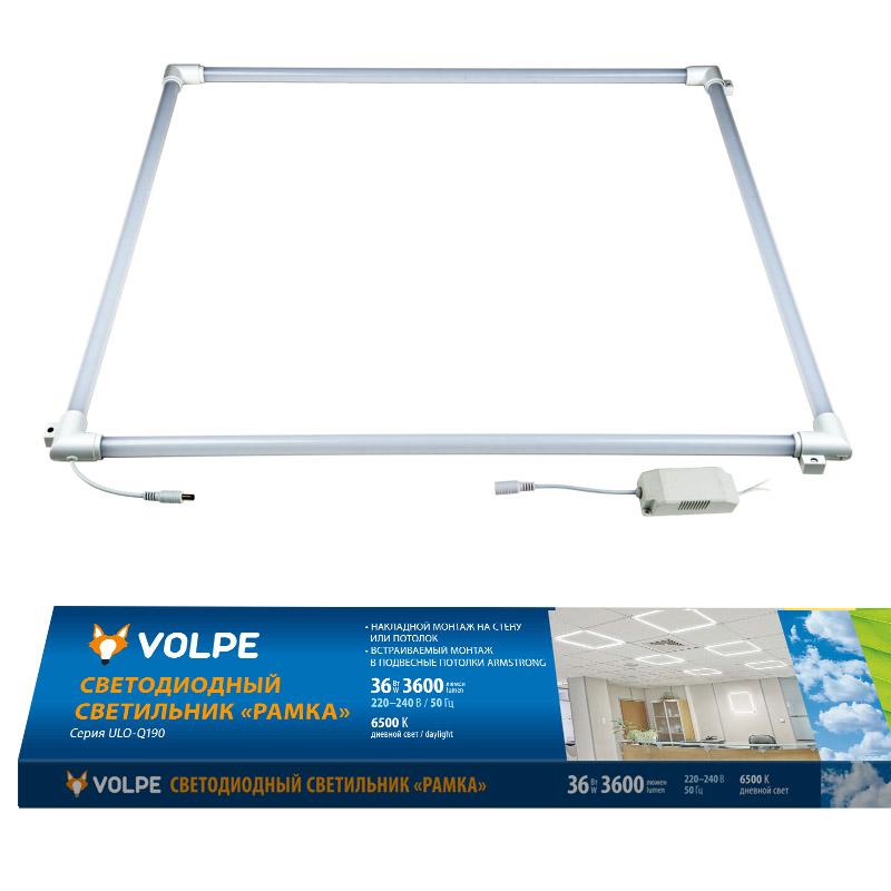 ULO-Q190 6060-36W/6500K WHITE