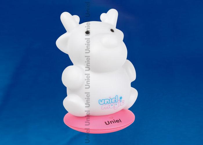 DTL-305-Лосенок/3color/Base pink/Rech пластик