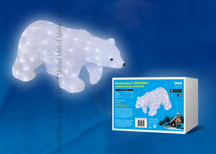 ULD-M5829-080/STA WHITE IP20 WHITE BEAR-3