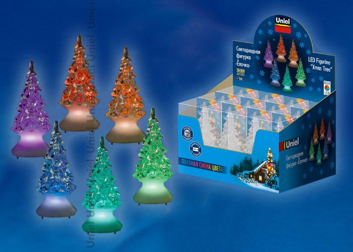 ULD-F620 RGB XMAS TREE SET12