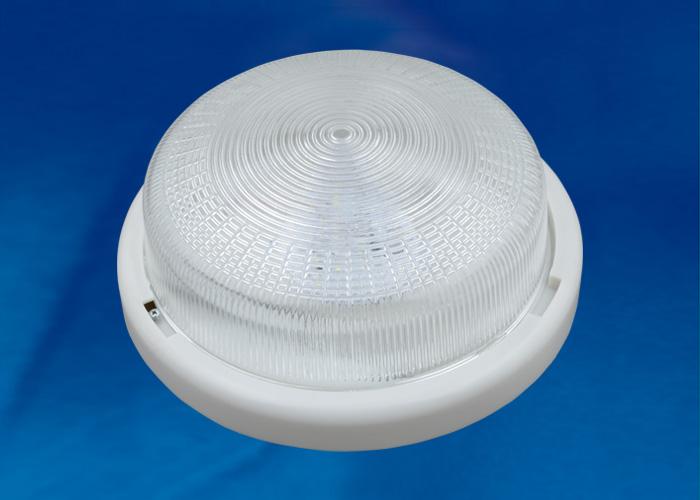 ULO-K05B 12W/6000K/R24 IP44 WHITE/GLASS