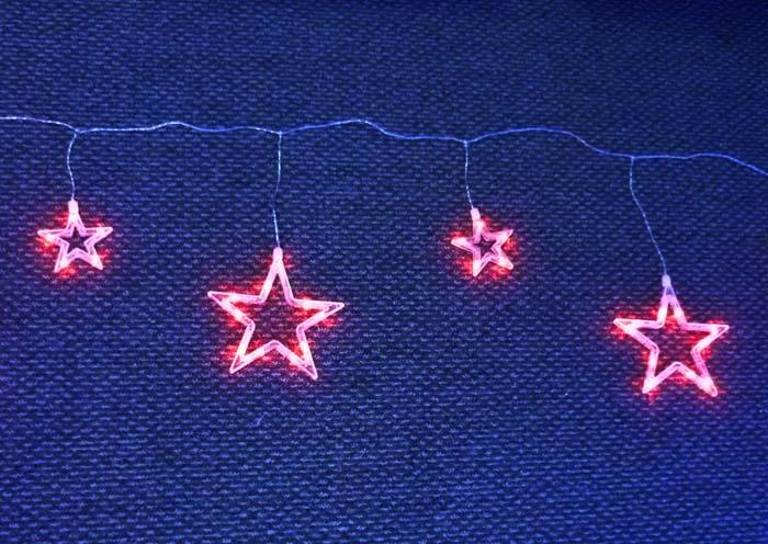 ULD-E1803-045/STA RED IP20 STARS