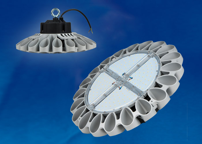 ULY-U30C-160W/DW IP65 SILVER - фото 48049