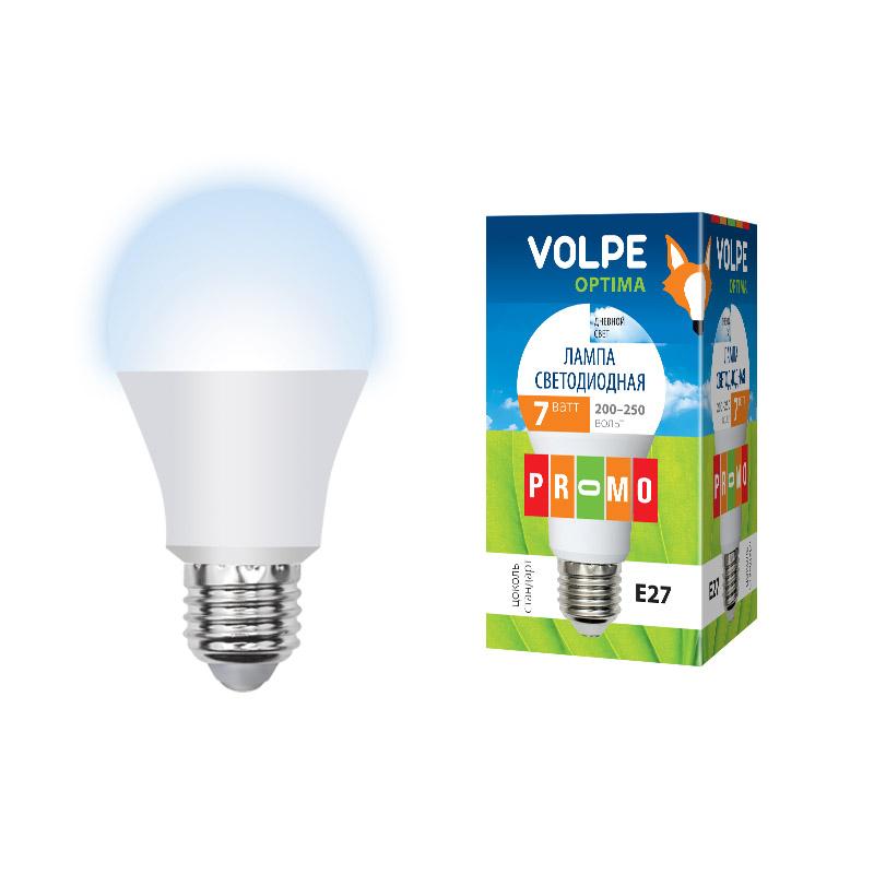 LED-A60-7W/DW/E27/FR/O картон - фото 48081