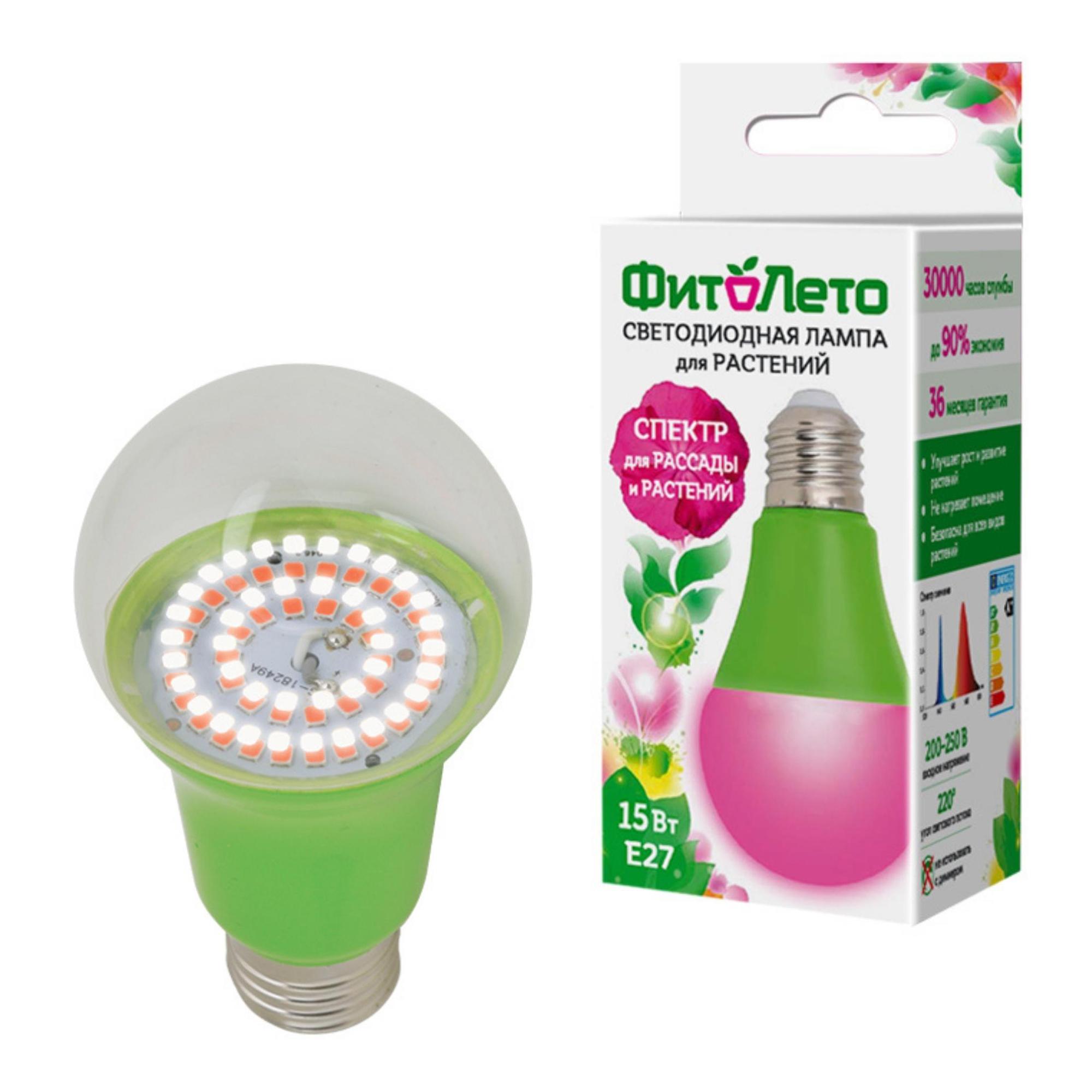LED-A60-15W/SPSB/E27/CL PLP30GR